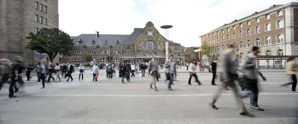 Aachen Ansichten